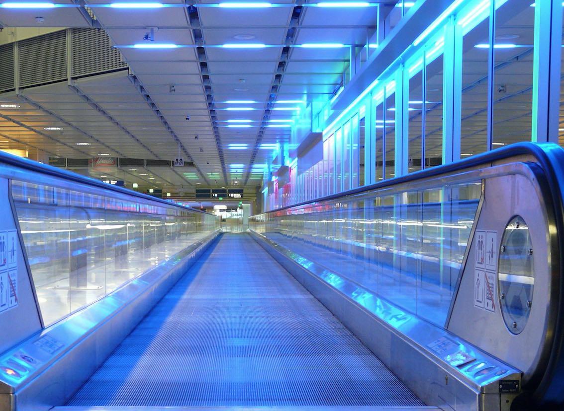 Neonröhre Leuchtwerbung Lichtwerbung