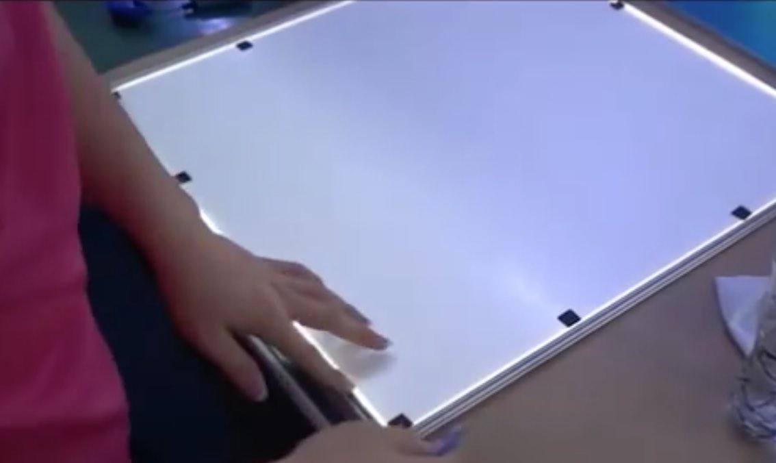 LED Leuchtrahmen Werbetechnik