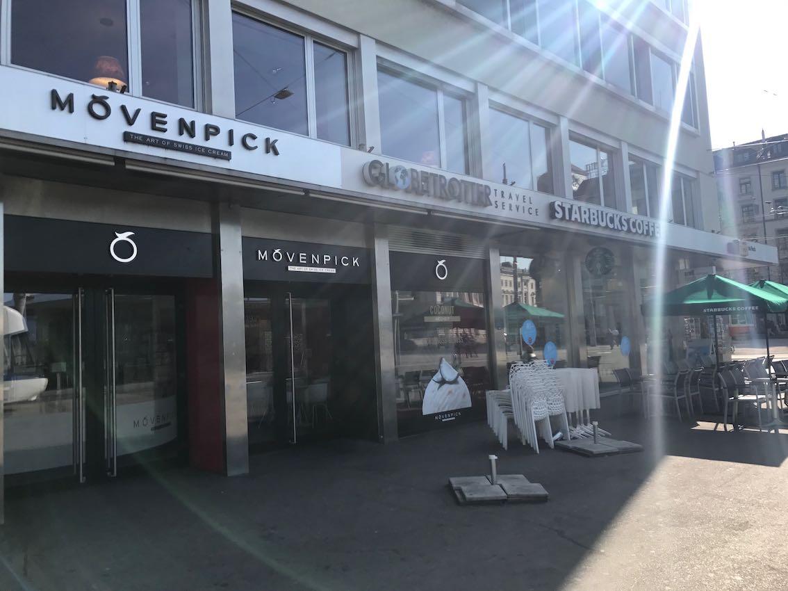 Aufgabe für die Schmid Werbesysteme GmbH war es die vorhanden Schriften zu demontieren und anhand des Reklamegesuchs der Stadt umzusetzen