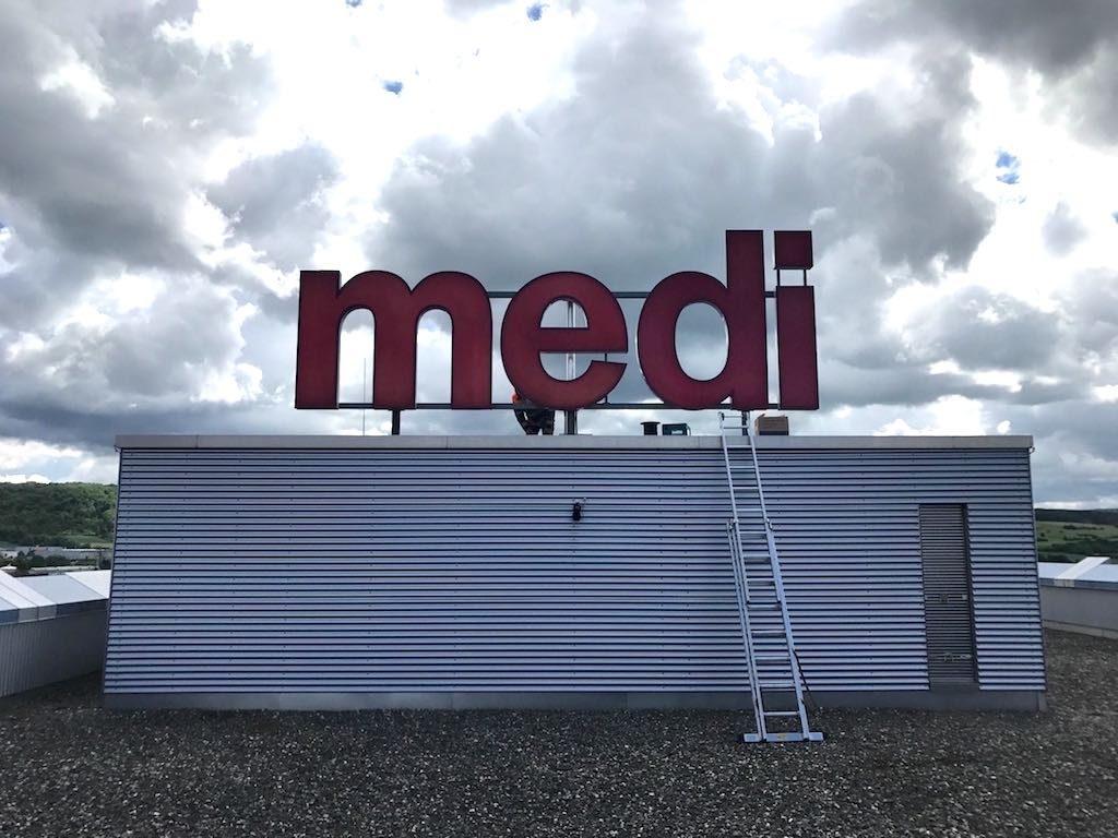 LED Umrüstung Medi Bayreuth