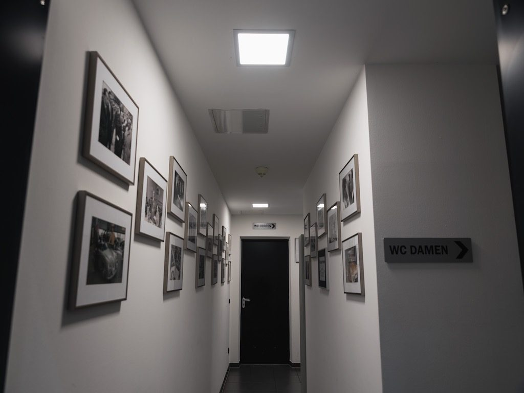LED Umrüstung PZ Gang Leuchtreklame