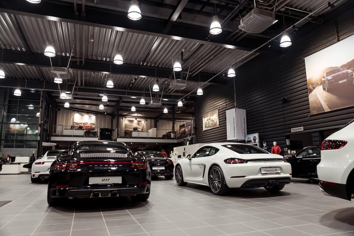 LED Umrüstung Autohaus Regensburg
