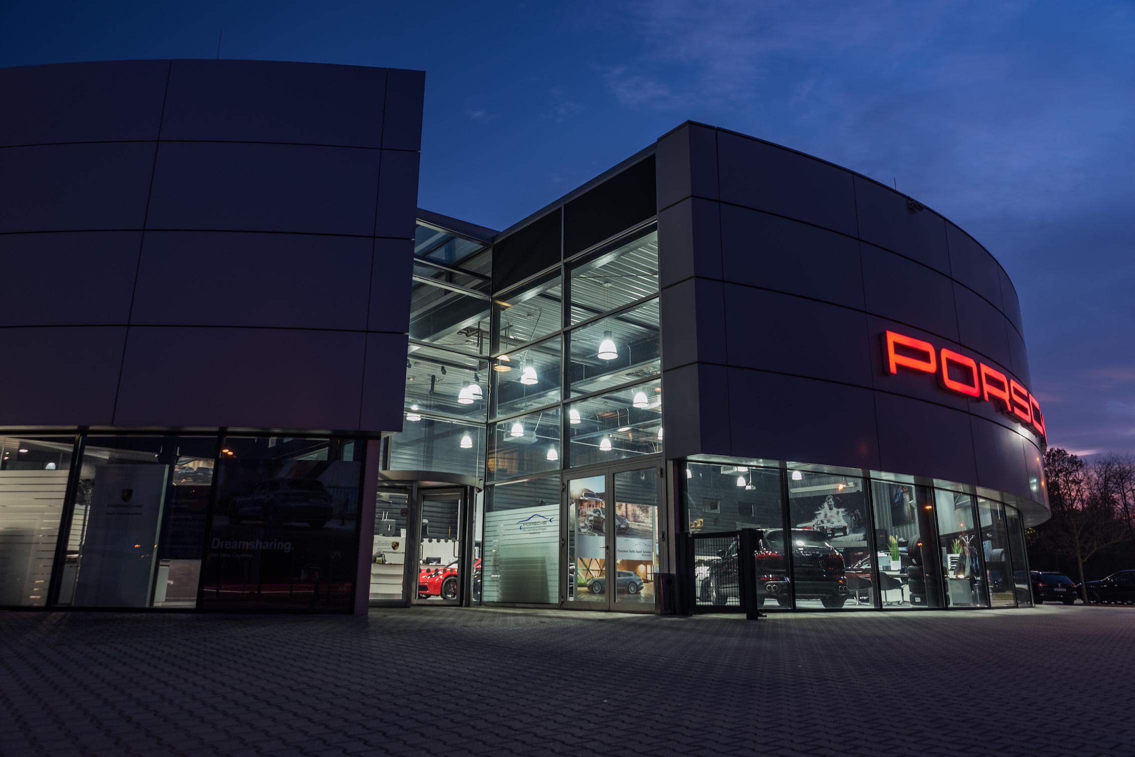 Autohaus LED Umrüstung