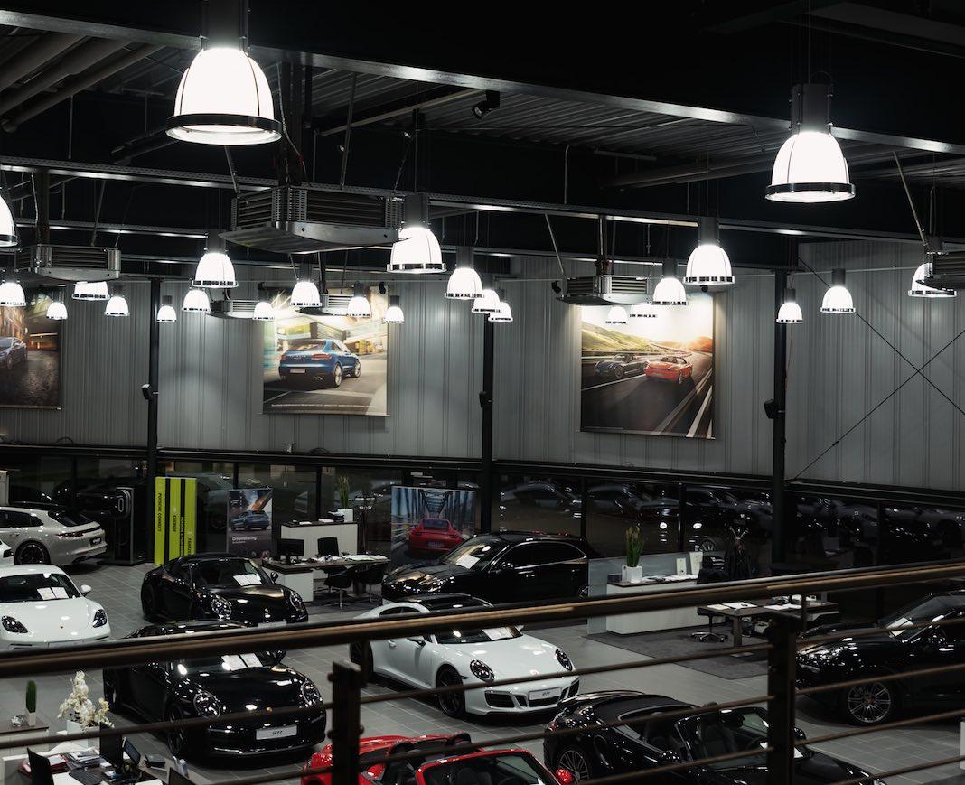 LED Umrüstung Porsche Regensburg