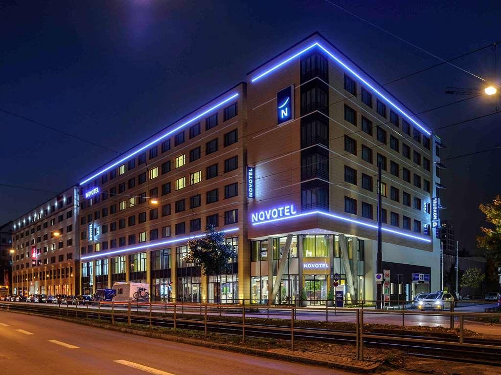 Lichtwerbung Hotel Novotel München City Arnulfpark